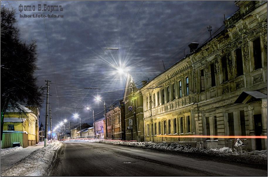 Достопримечательности Тулы: улицы старой Тулы